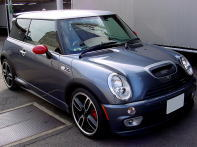 BMW MINI COOPER JCW-GP