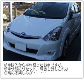 トヨタ WISH TOYOTA WISH
